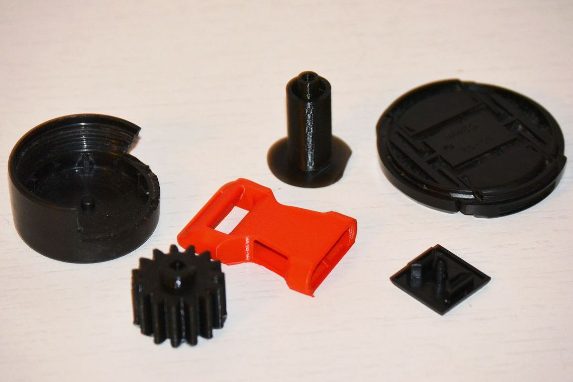 Bauteile mit 3D-Druck passgenau nachproduzieren