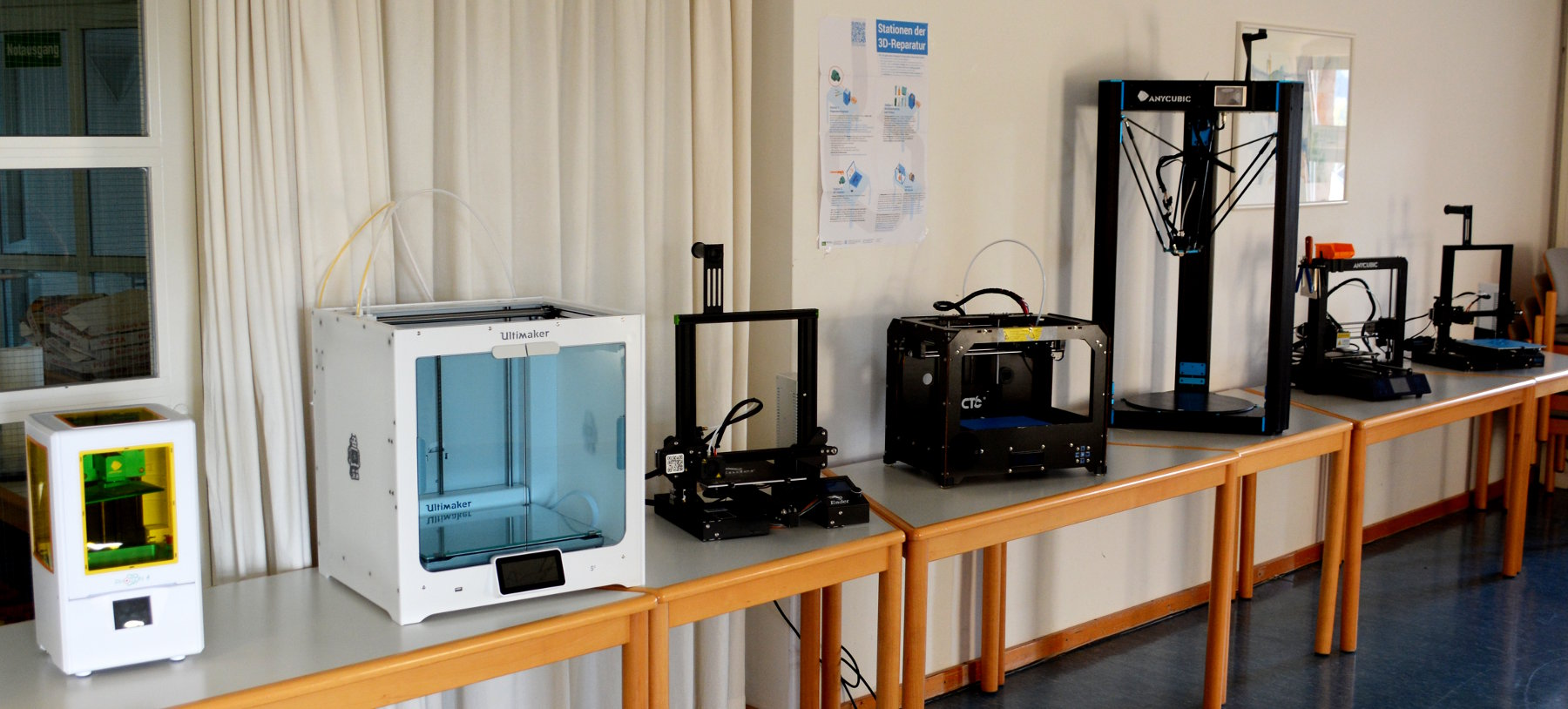 3D-Drucker Repair-Cafe Hilpoltstein