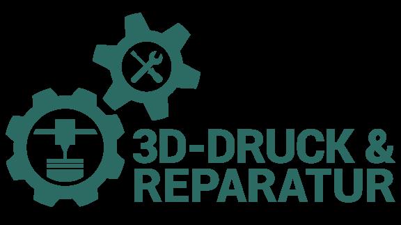 Logo 3D-Druck & Reparatur
