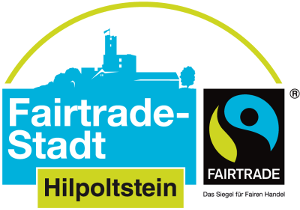 Logo Fairtrade-Town Hilpoltstein